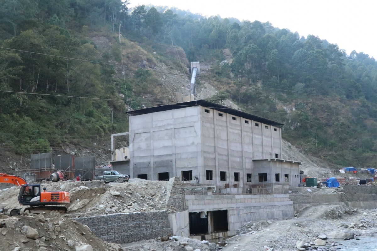 Powerhouse Outer View